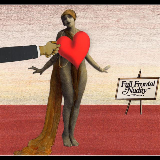 Monty Python Full Frontal Nudity Valentine's Chocolate