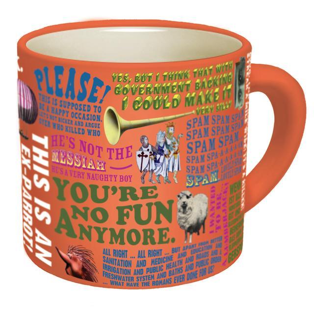 Monty Python Quote Mug