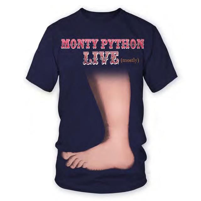 Monty Python Live Big Foot T-Shirt