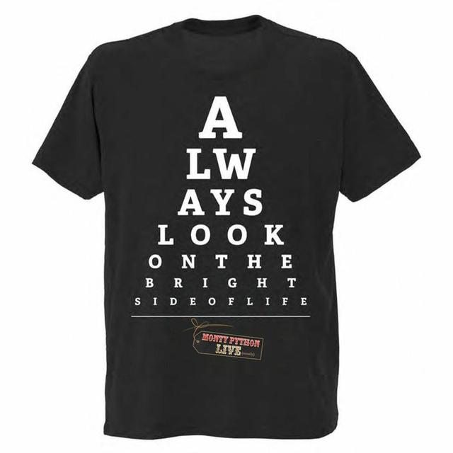 Monty Python Always Look On The Bright Side Of Life T-Shirt