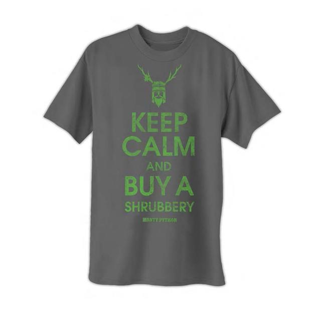 Monty Python Shrubbery T-Shirt