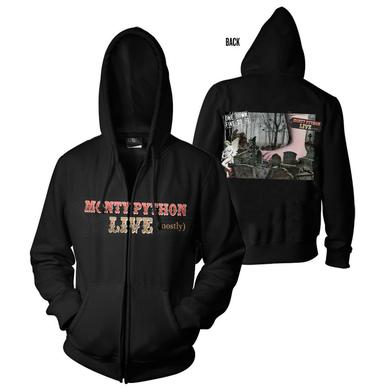 Monty Python Live (mostly) Black Hoodie