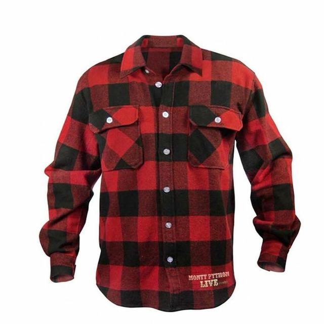 Monty Python Lumberjack Shirt