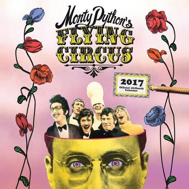 Monty Python's Flying Circus 2017 Calendar