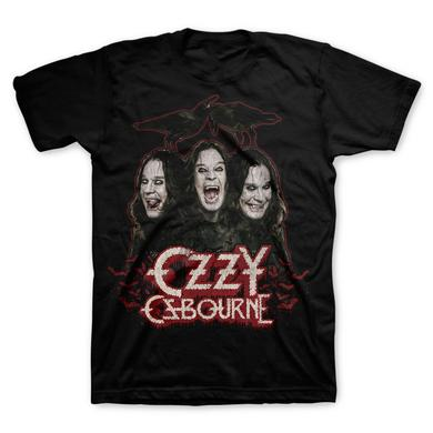 Ozzy Osbourne Crows and Bats Tee