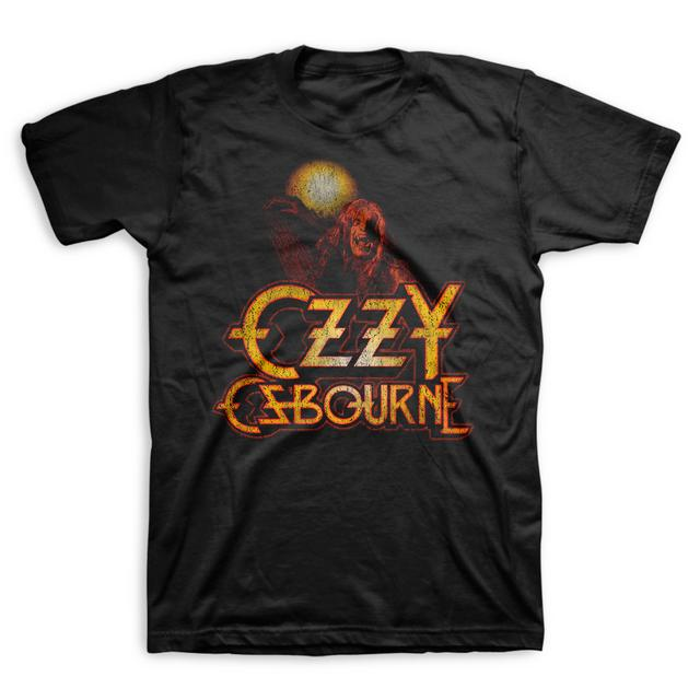 Ozzy Osbourne Halloween Logo Tee