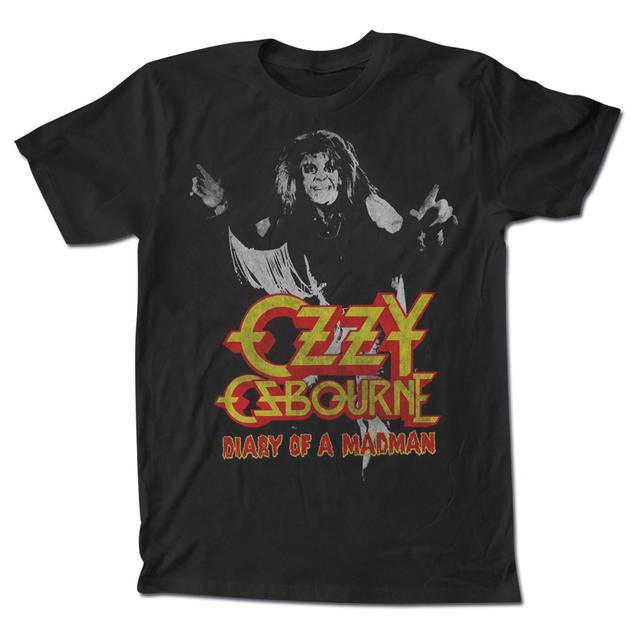 Ozzy Osbourne Diary of a Madman Tee