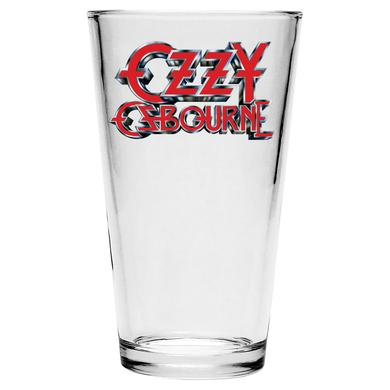 Ozzy Osbourne Ozzy Pint Glass