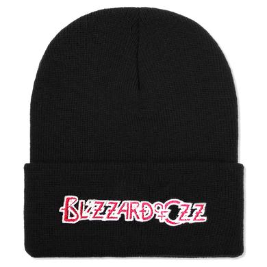 Ozzy Osbourne Blizzard of Ozz Rugged Beanie