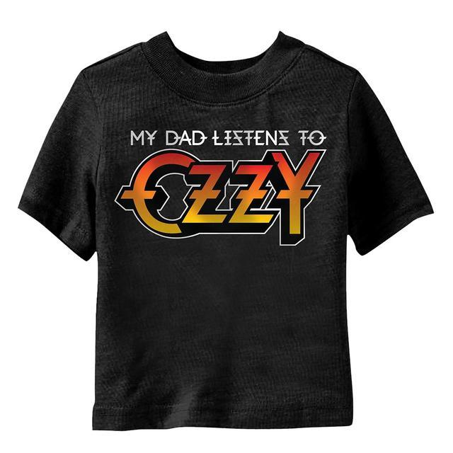 Ozzy Osbourne Listens to Ozzy Youth Tee