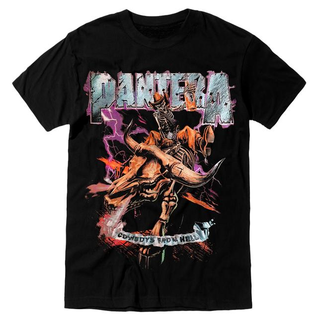Pantera Cowboys From Hell: Tour T-Shirt