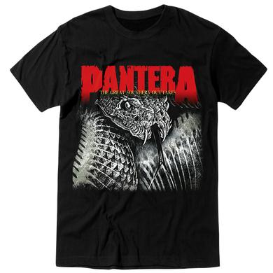 Pantera The Great Southern Outtakes T-Shirt