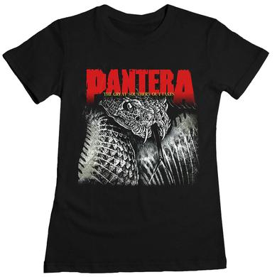 Pantera The Great Southern Outtakes Women's T-Shirt
