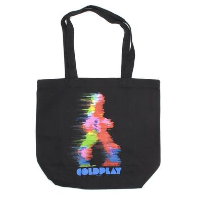 Coldplay Canvas Tote Bag