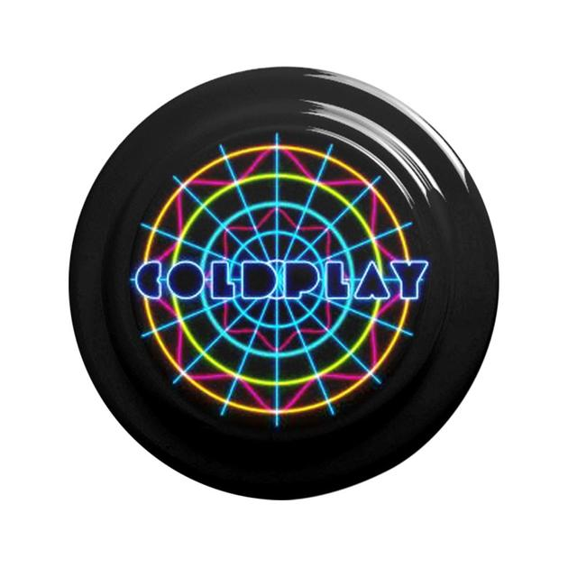 Coldplay Flying Disc