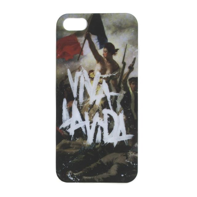 Coldplay Viva La Vida iPhone 5 Case