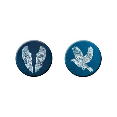 Coldplay Ghost Stories Button Set