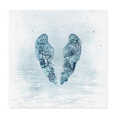 Coldplay Ghost Stories Live 2014 (CD & DVD)