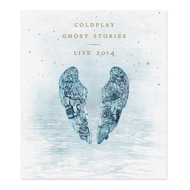 Coldplay Ghost Stories Live 2014 (Blu-ray & CD)