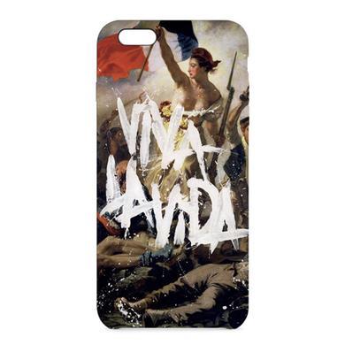 Coldplay Viva La Vida iPhone 6 Case