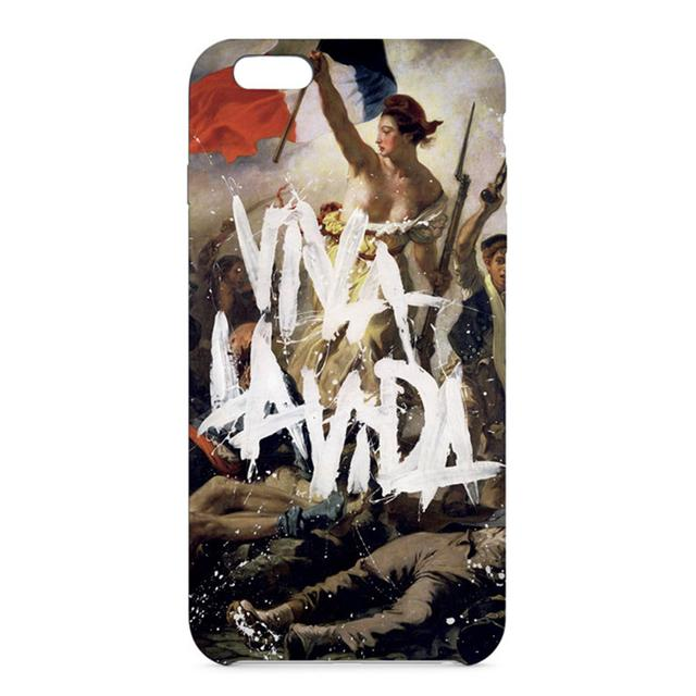Coldplay Viva La Vida iPhone 6 Plus Case