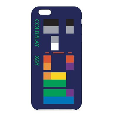 Coldplay X&Y iPhone 6 Case