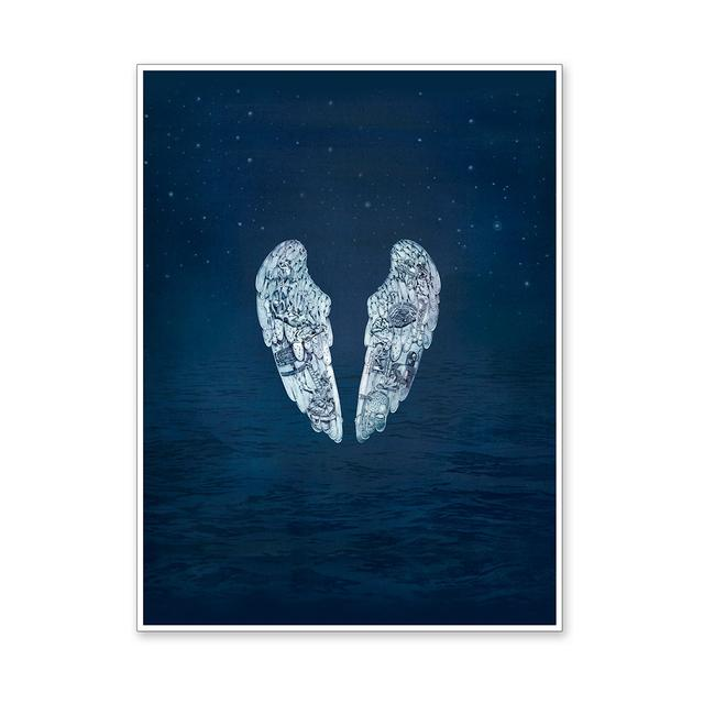 Coldplay Ghost Stories Lithograph