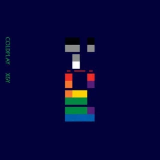 Coldplay X & Y CD