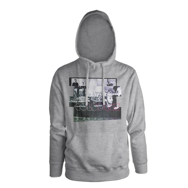 Coldplay Photo Hooded Sweatshirt