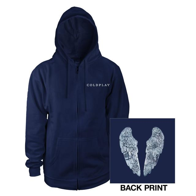 Coldplay Ghost Stories Hooded Sweatshirt