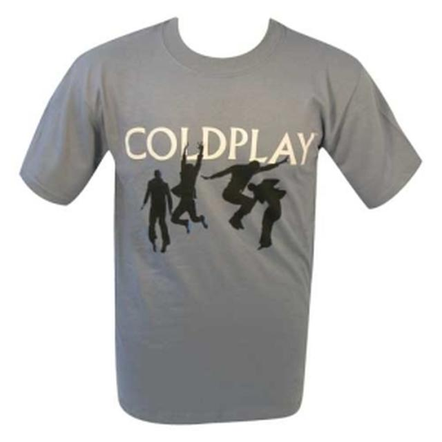 Coldplay Jumping '05 Event Tee