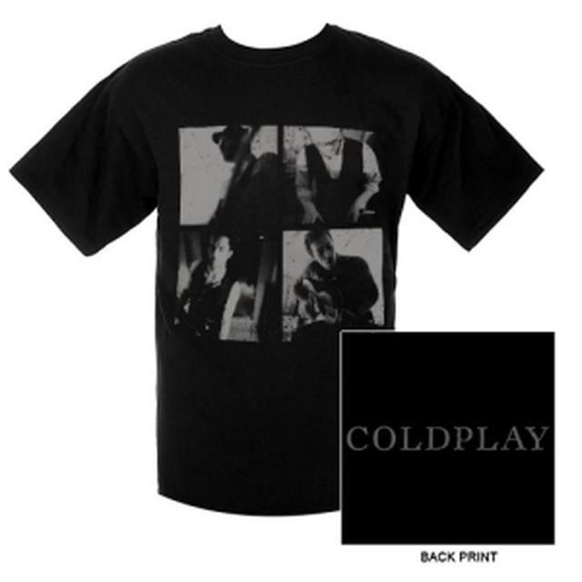 Coldplay Free Show Tee
