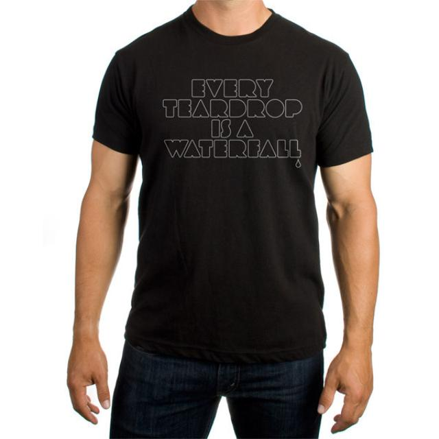 Coldplay Every Teardrop Is A Waterfall Event Tee