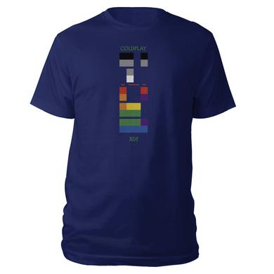 Coldplay X&Y Album Cover Tee