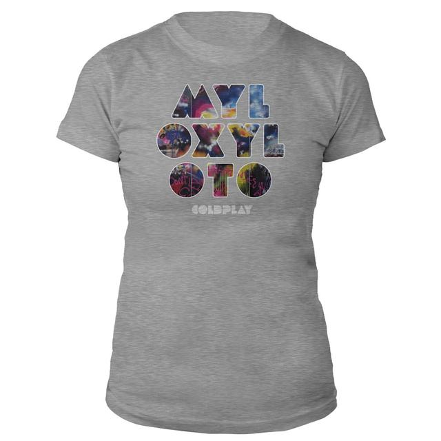 Coldplay Mylo Xyloto Women's Tee