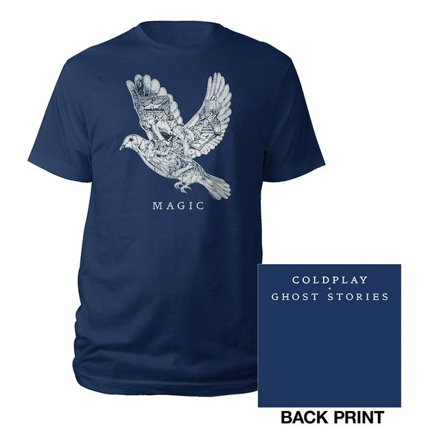 Coldplay Magic Tee