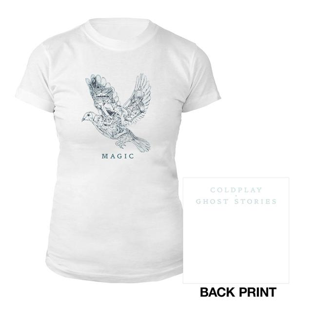 Coldplay Magic Women's Tee