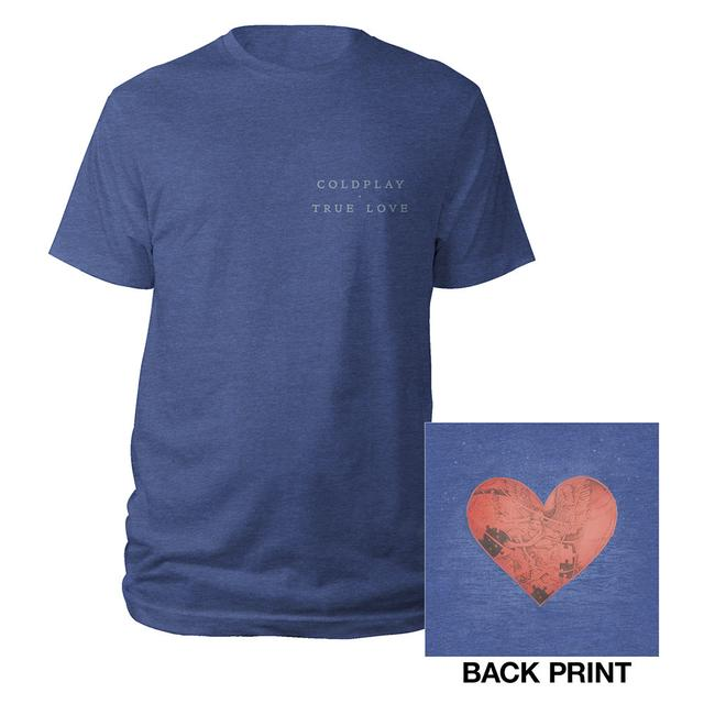 Coldplay True Love Tee