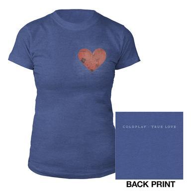 Coldplay True Love Women's Tee