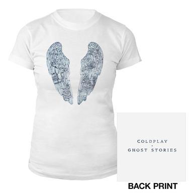 Coldplay Ghost Stories Women's Tee*