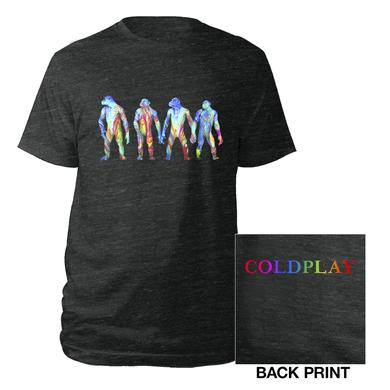 Coldplay Chimps T-Shirt