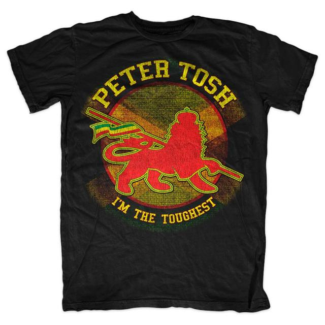Peter Tosh I'm The Toughest Tee
