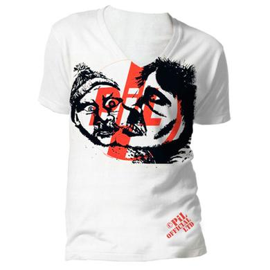 Public Image Ltd ( Pil ) Death Disco V-Neck T-Shirt