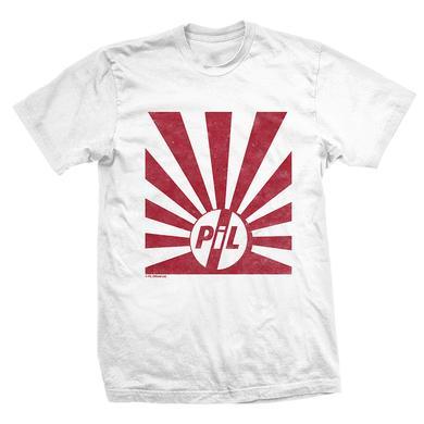 Public Image Ltd ( Pil ) Rising Sun T-Shirt