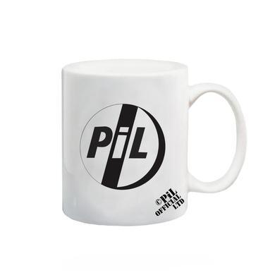Public Image Ltd ( Pil ) PiL Logo Mug