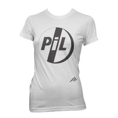 Public Image Ltd ( Pil ) Classic Logo Ladies Tee