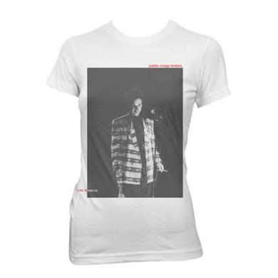Public Image Ltd ( Pil ) Lydon 08 Ladies Tee