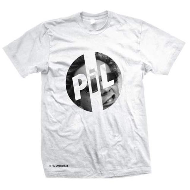 Public Image Ltd ( Pil ) Lydon 09 T-Shirt