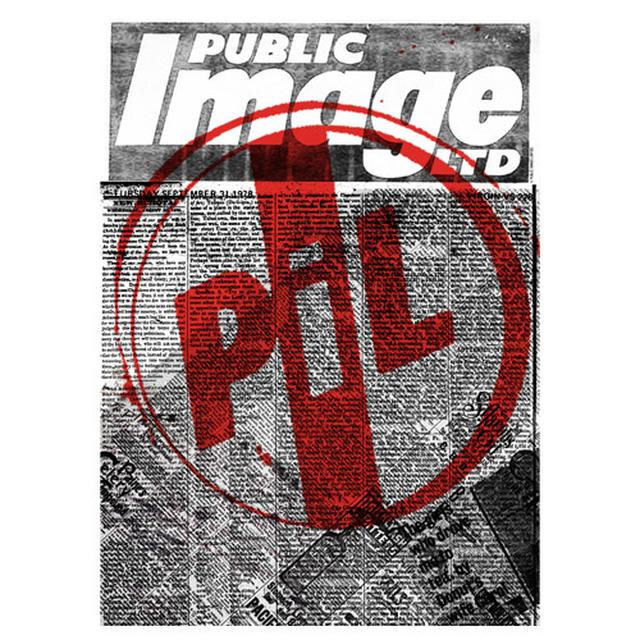 Public Image Ltd ( Pil ) PiL Poster