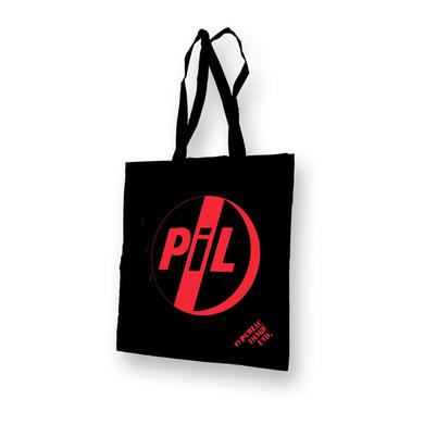 Public Image Ltd ( Pil ) PiL Classic Logo Canvas Tote